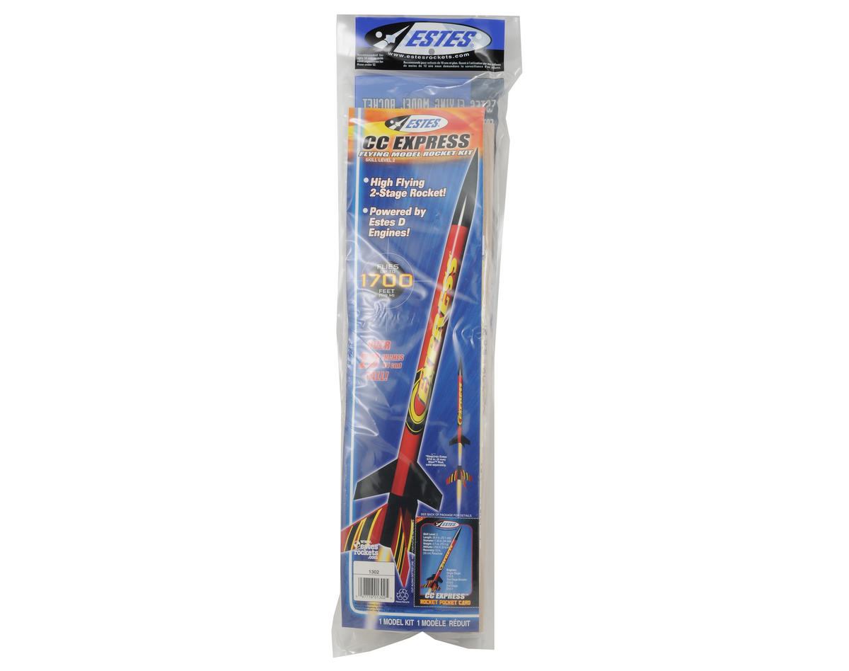 Estes CC Express Rocket Kit (Skill Level 2)