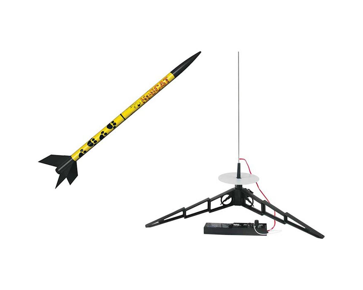 Helicat Model Rocket Launch Set (Skill Level E2x) by Estes