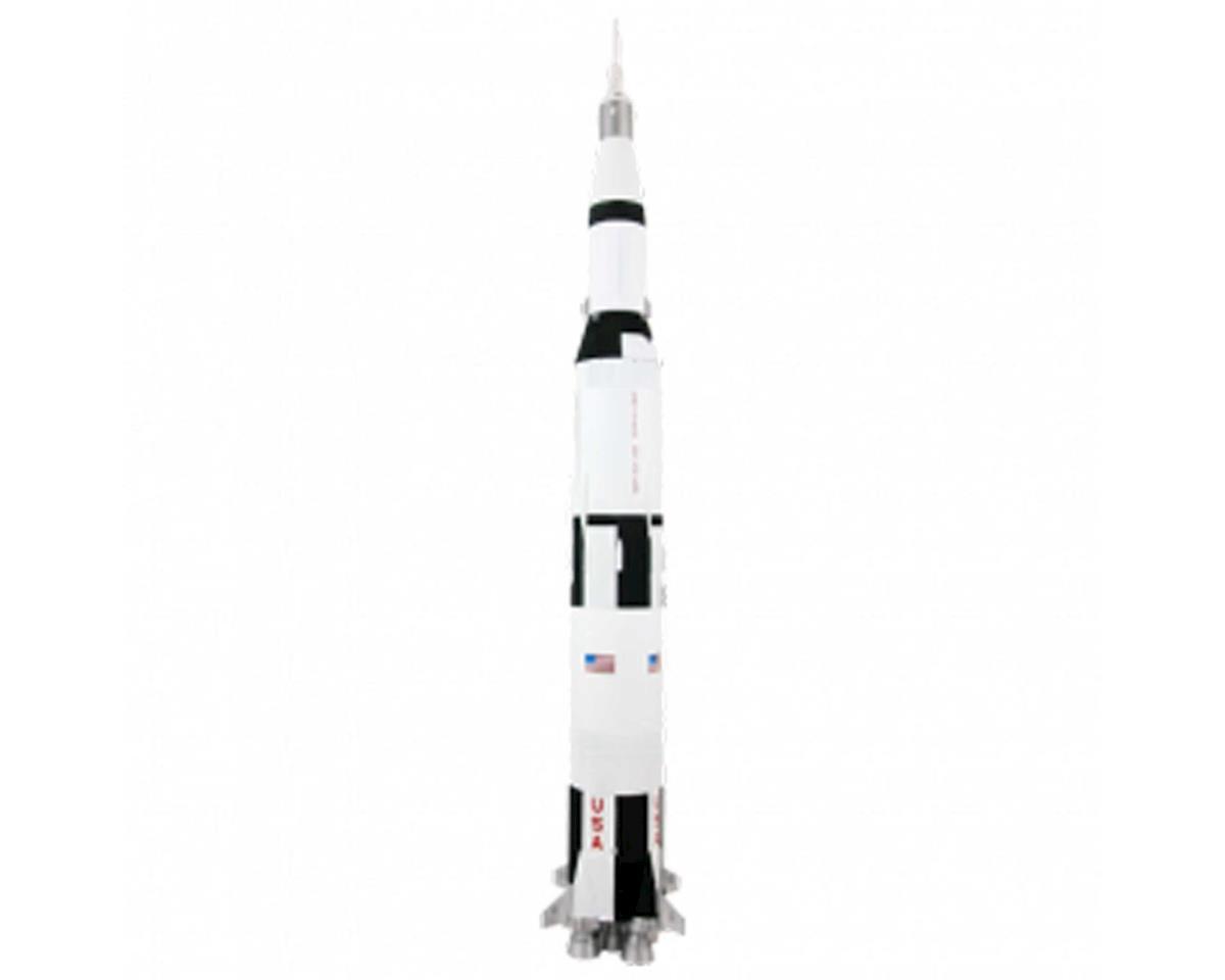 Estes Saturn V 1/100 scale w/ bonus model skill 4