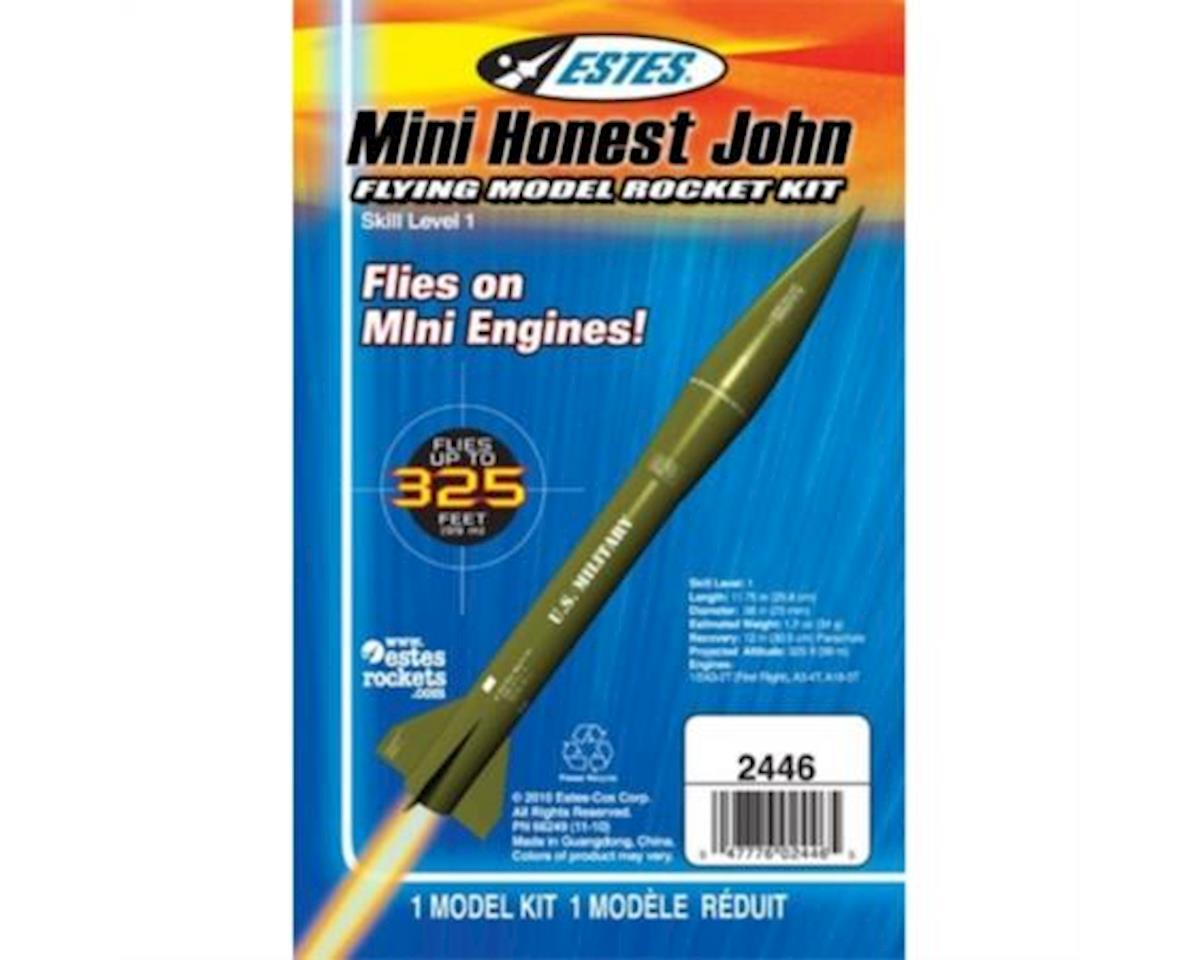 Mini Honest John Model Rocket Kit (Skill Level 1) by Estes