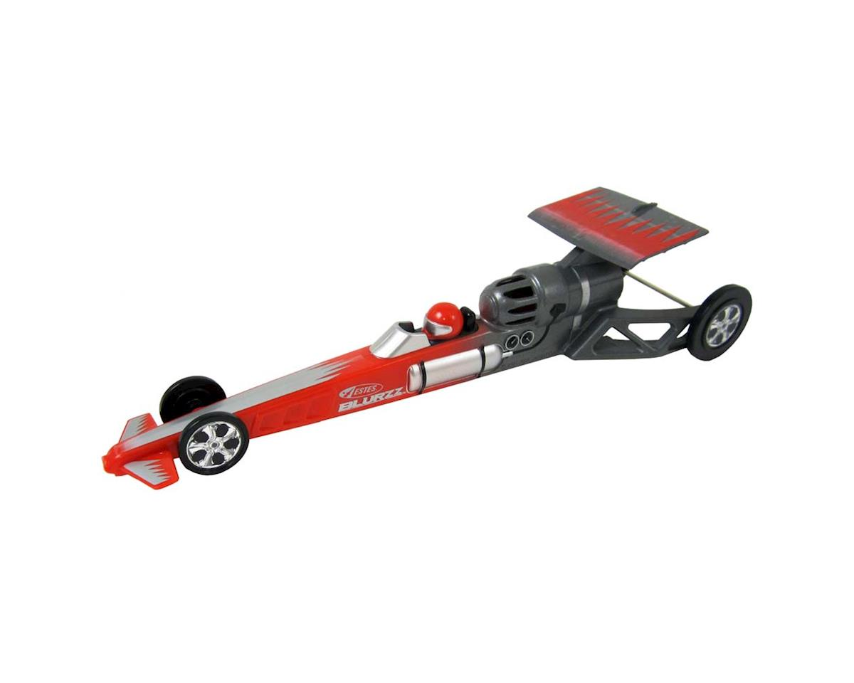 Estes 2501N Red Blurzz Dragster