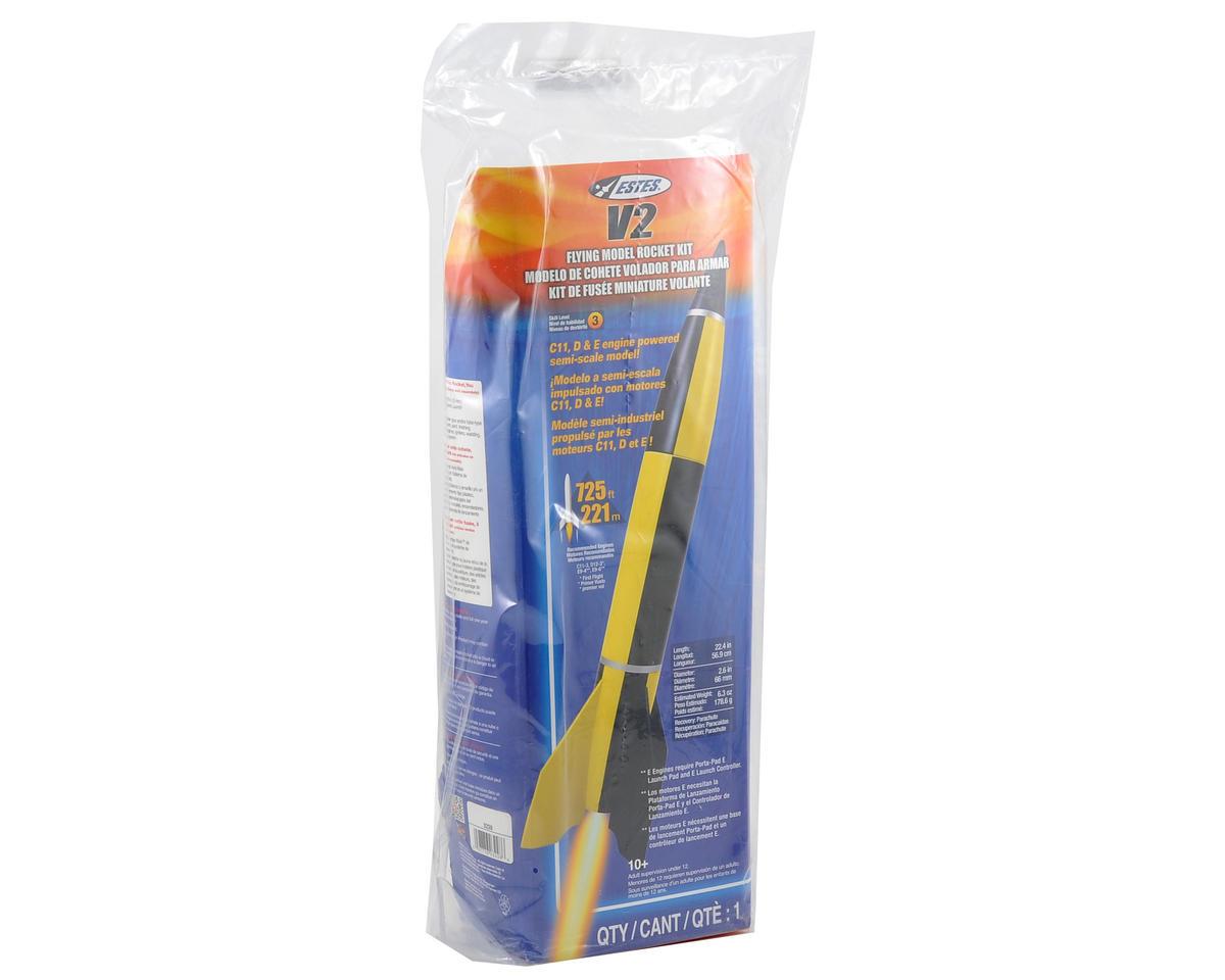 Estes V2 Semi-Scale Model Rocket Kit (Skill Level 3)
