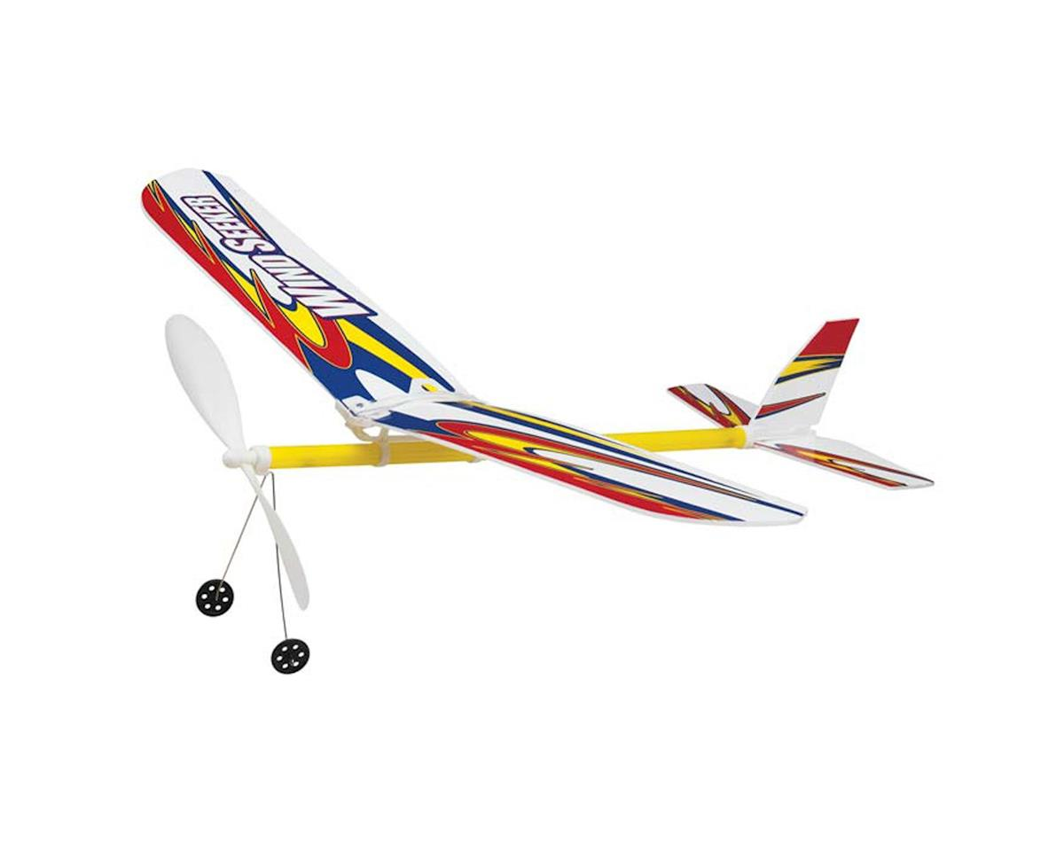Wind Seeker Rubber Band Glider by Estes