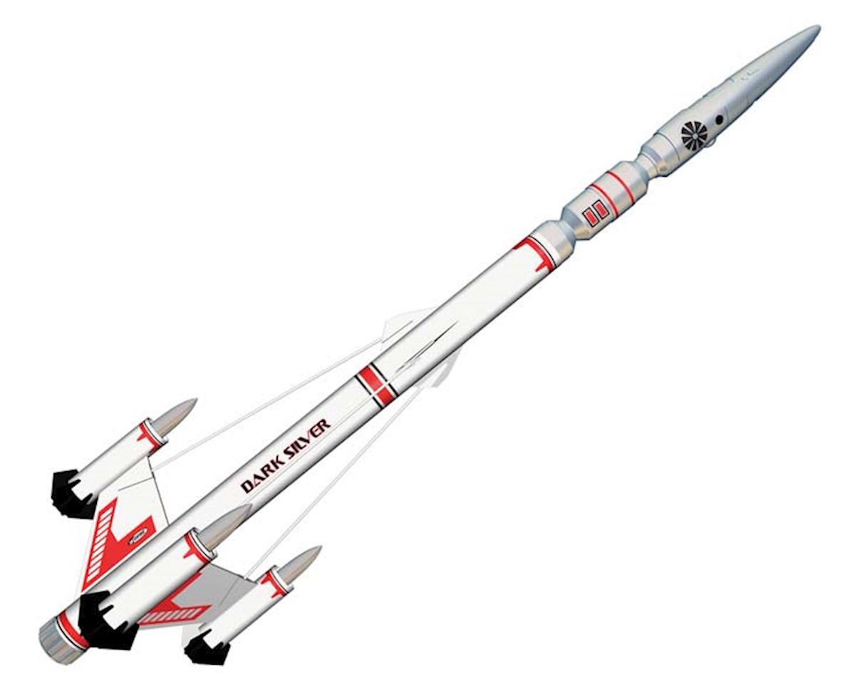 Estes  Dark Silver Model Rocket Kit (Skill Level 4)