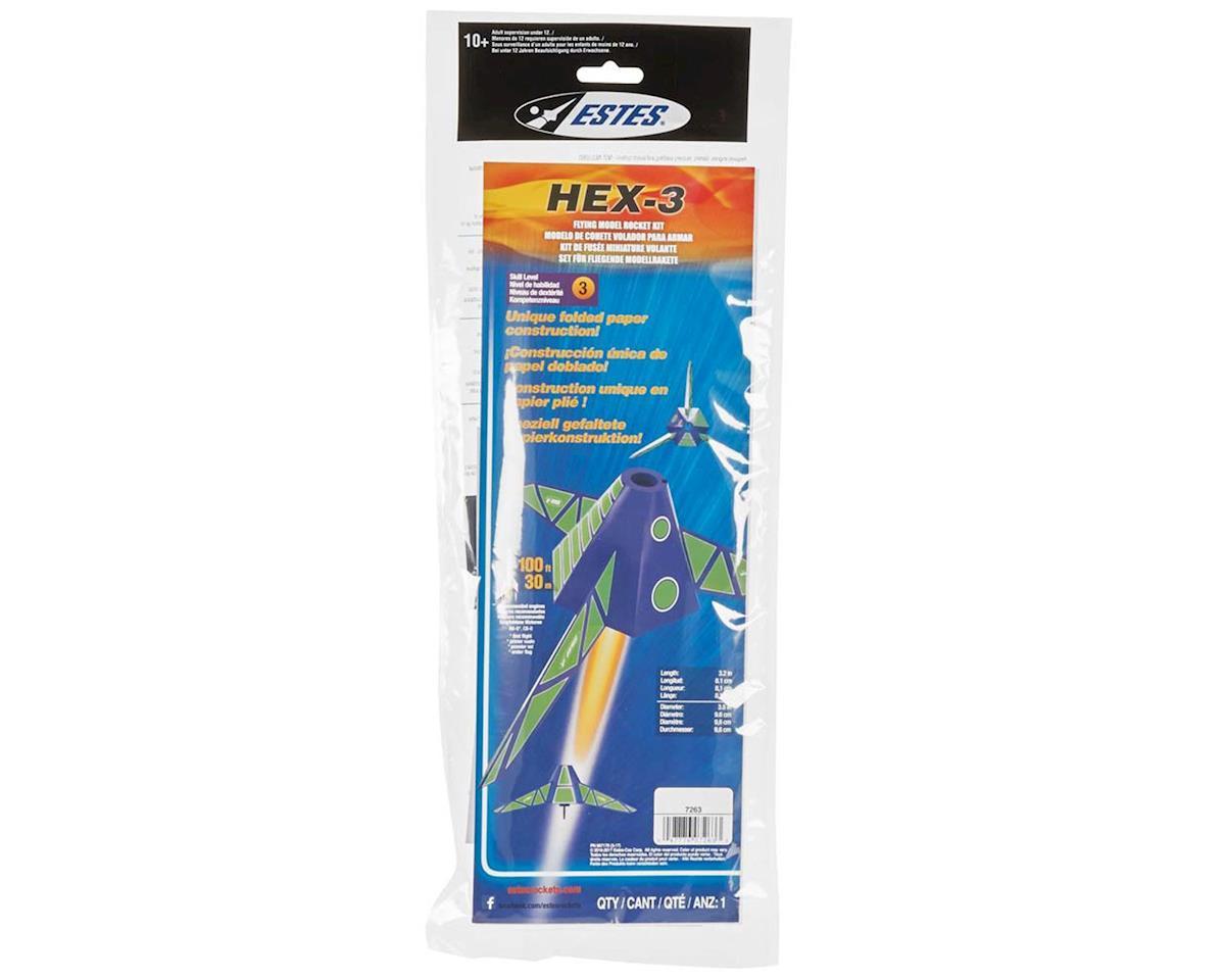 Estes Hex-3