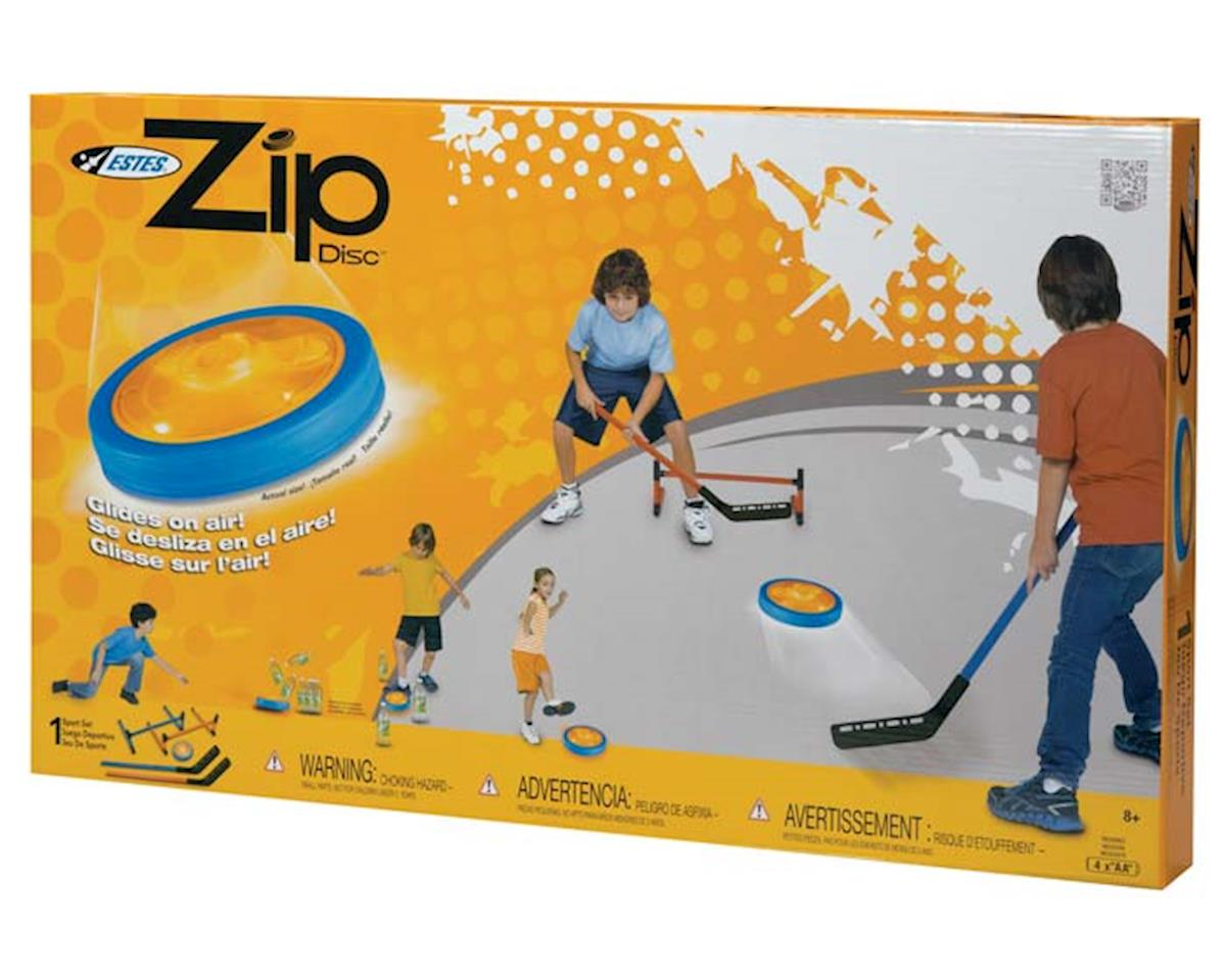 8311 Zip Disc Hockey Stick Set by Estes
