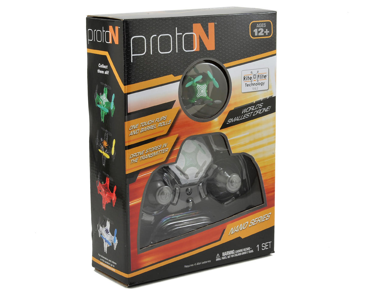 Estes Proto N Micro Drone (Green)