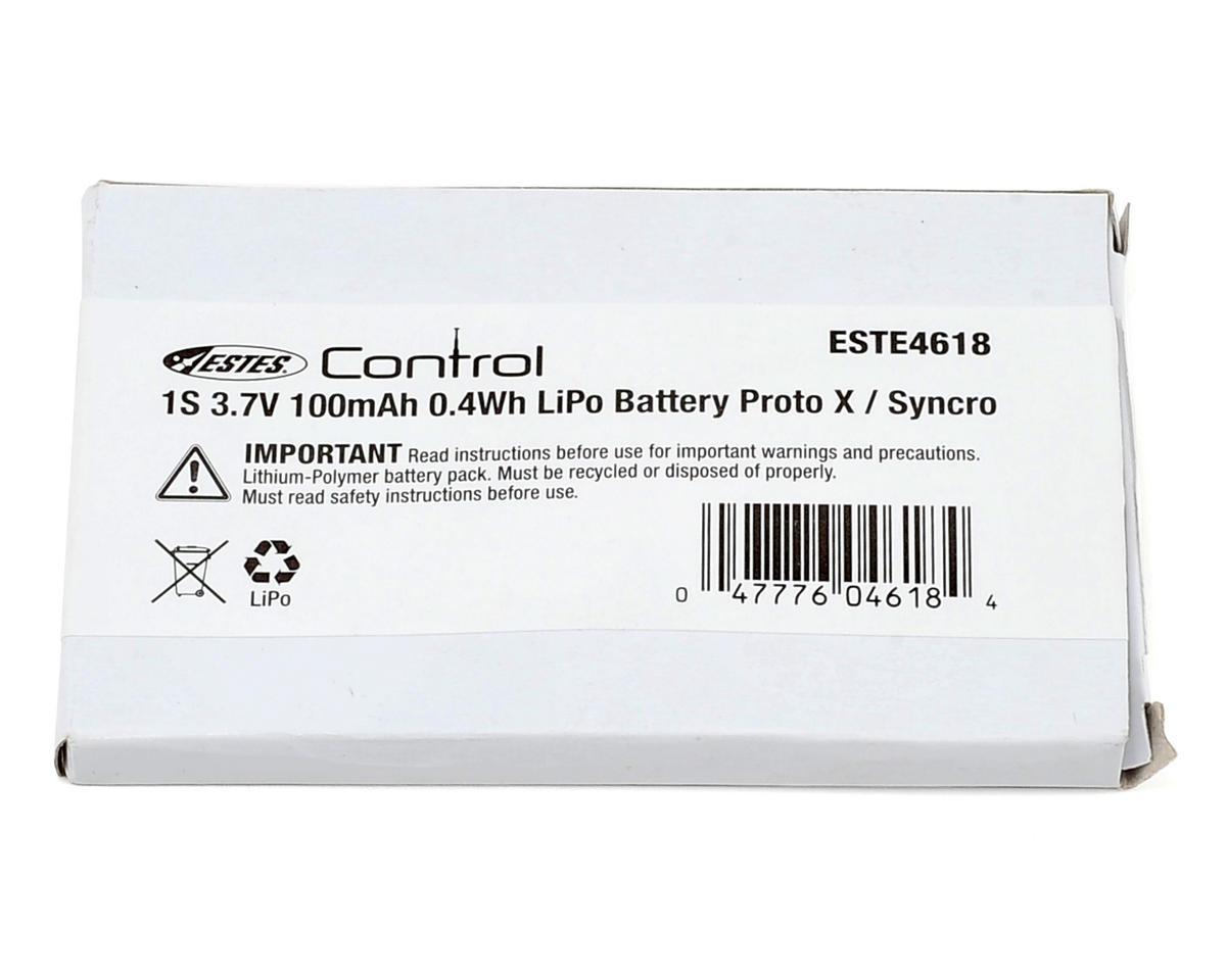 Estes Proto X LiPo Battery Pack (3.7V/100mAh)