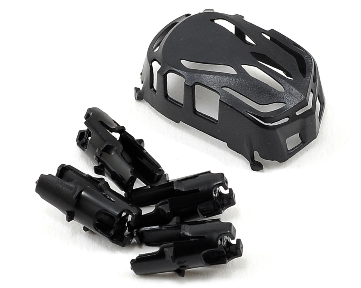 Estes Proto X SLT Body/Motor Holder Set (Black)