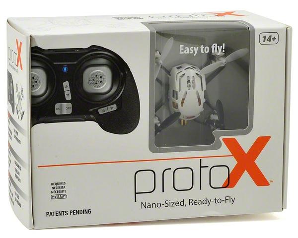 Estes Proto X RTF Nano Electric Quad-Copter w/2.4GHz, LiPo & Charger