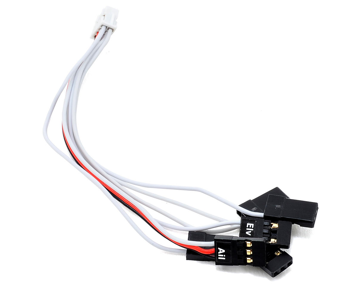 Guardian 2D/3D Stabilizer Receiver Connection Harness