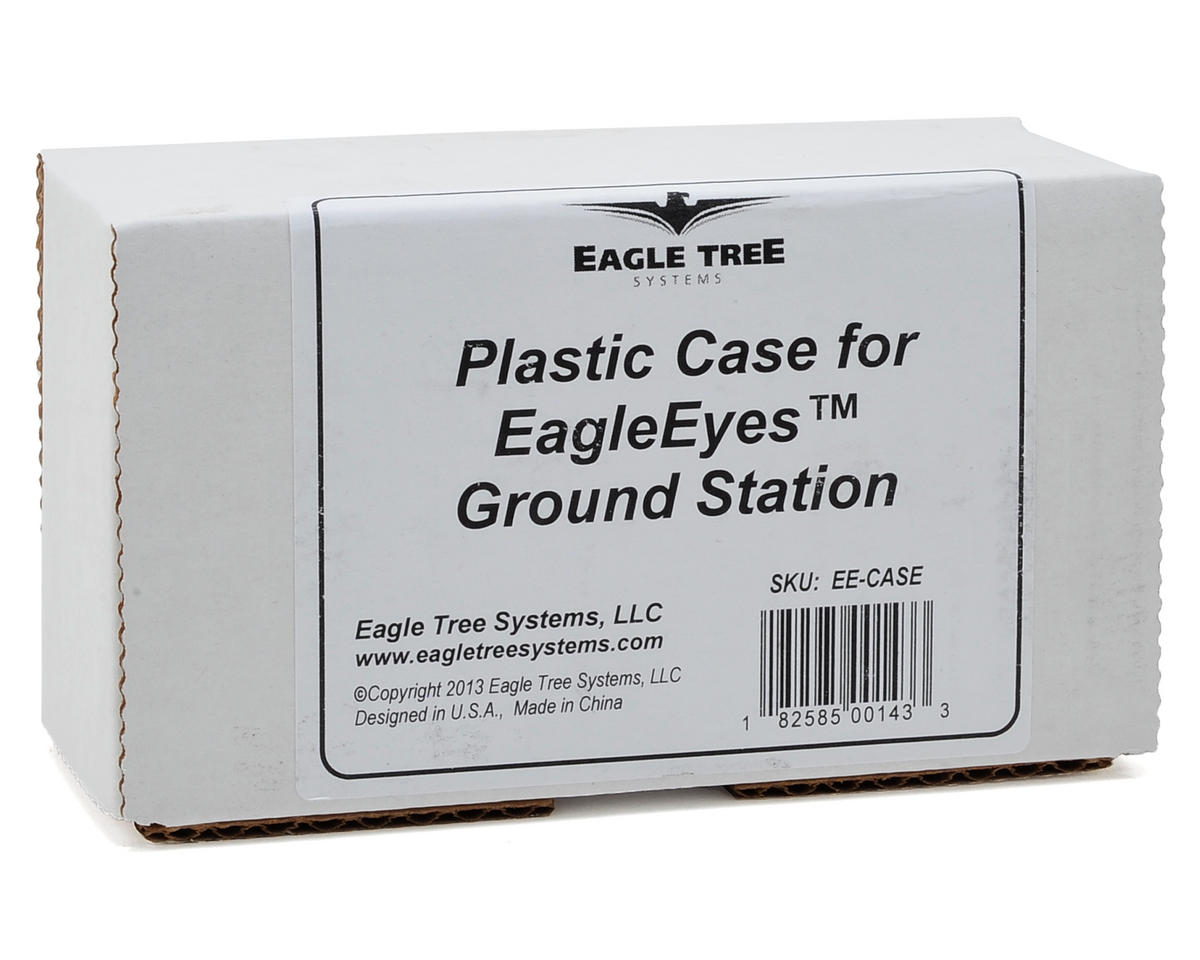 Eagle Tree Systems EagleEyes Plastic Case
