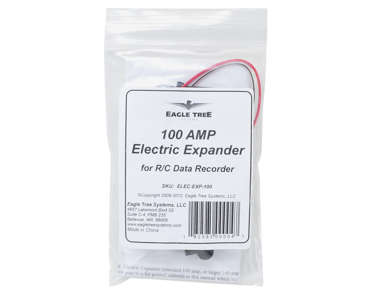 Eagle Tree Systems 100 Amp Electric Expander