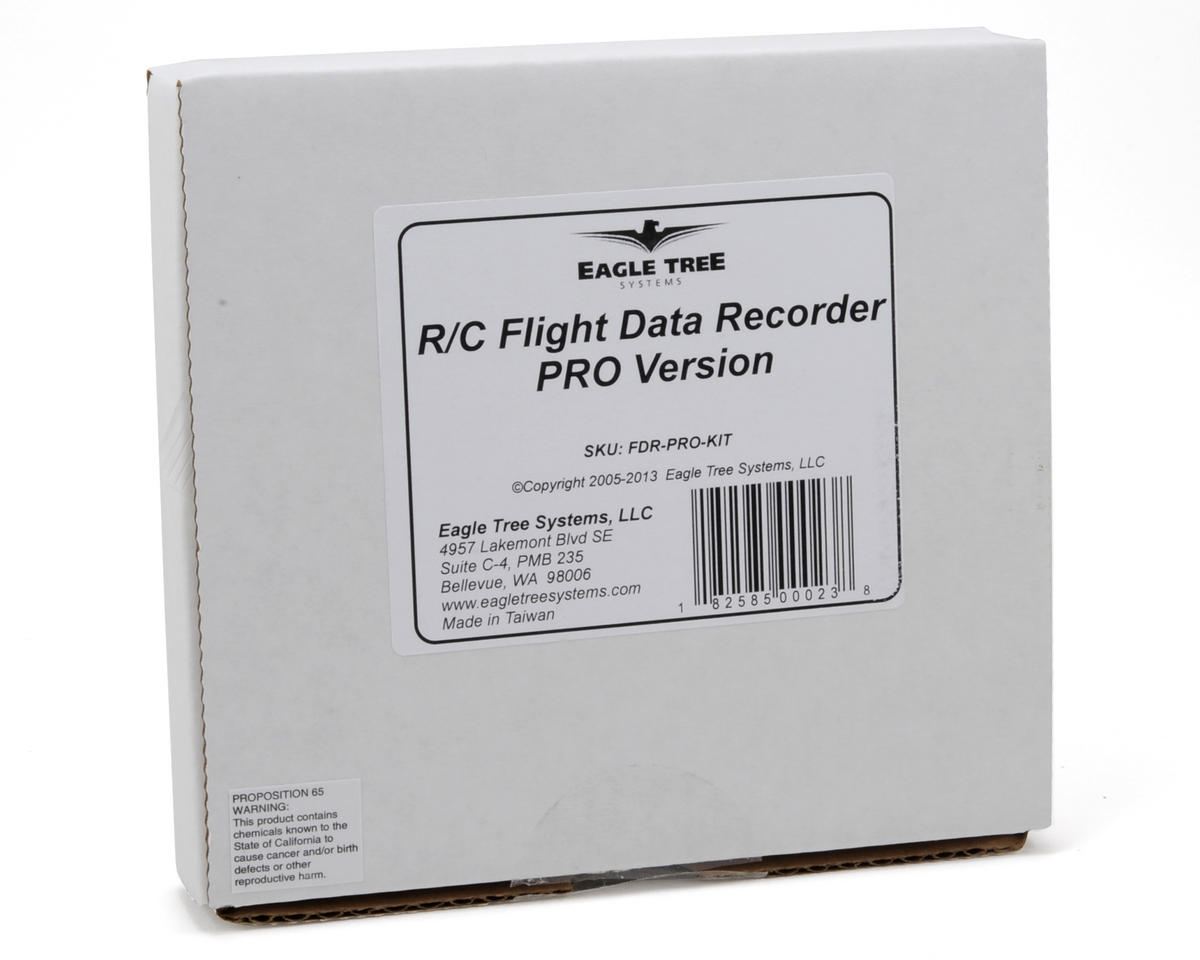 Eagle Tree Systems Pro Flight Data Recorder