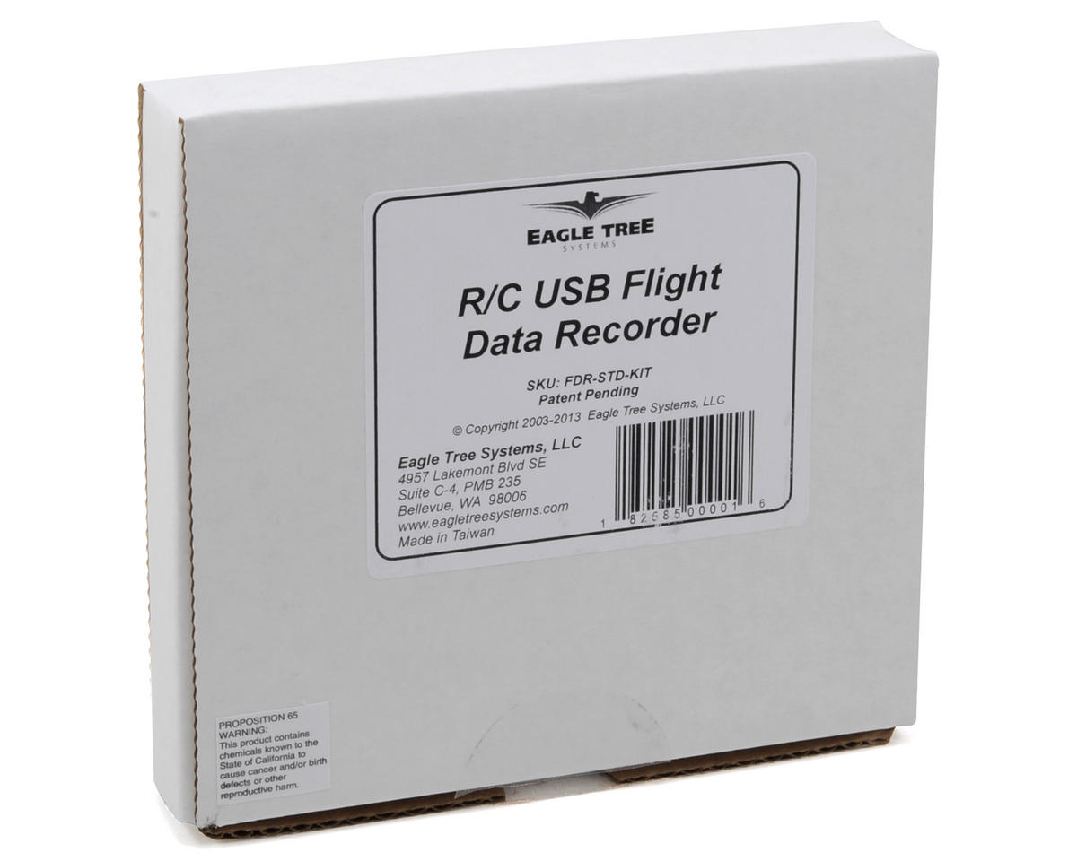 Eagle Tree Systems Flight Data Recorder V2