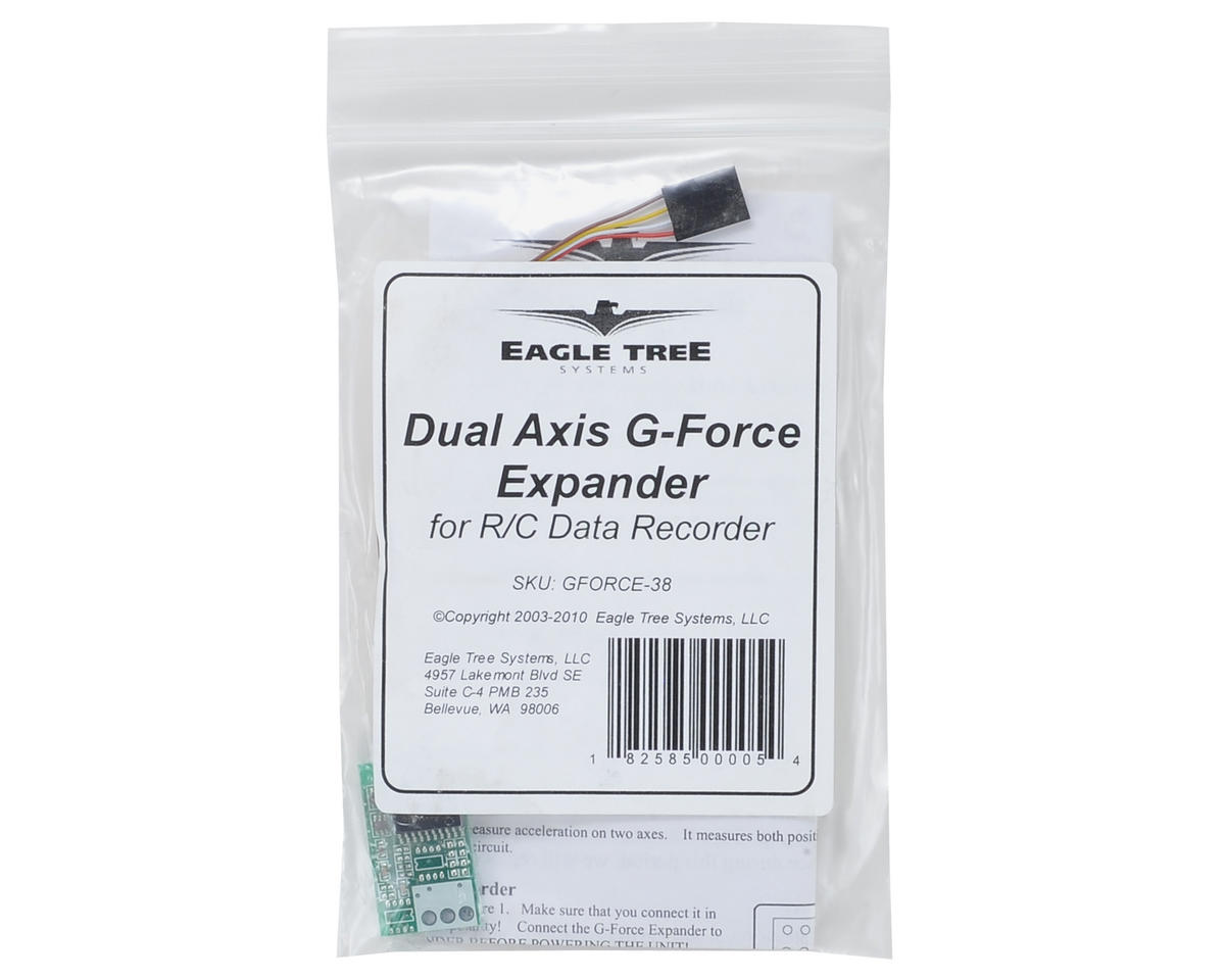 Eagle Tree Systems G-Force Expander