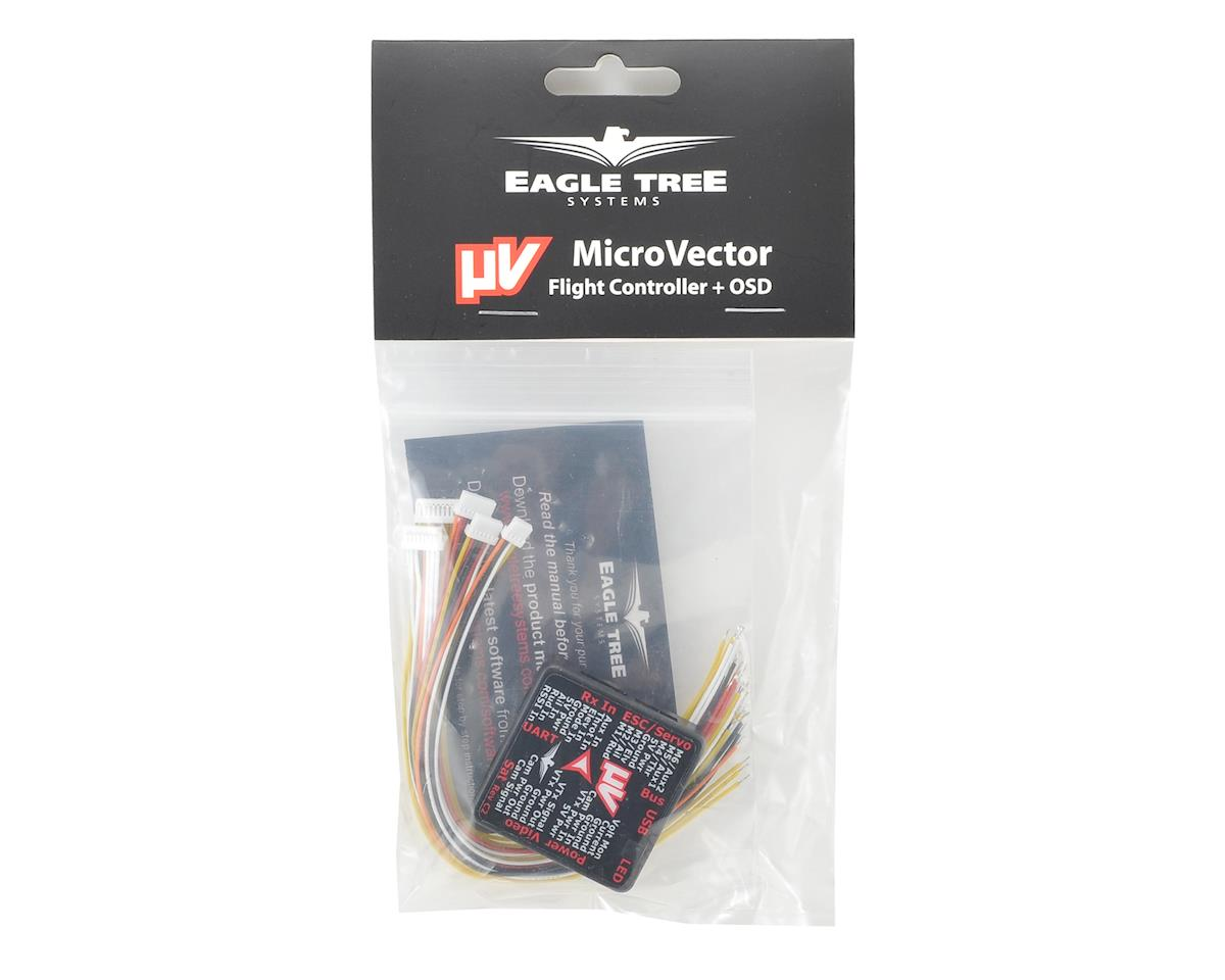 Eagle Tree Systems MicroVector Flight Controller & OSD ...