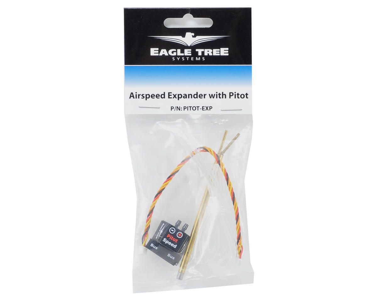 Eagle Tree Systems Vector Airspeed Expander w/Pitot