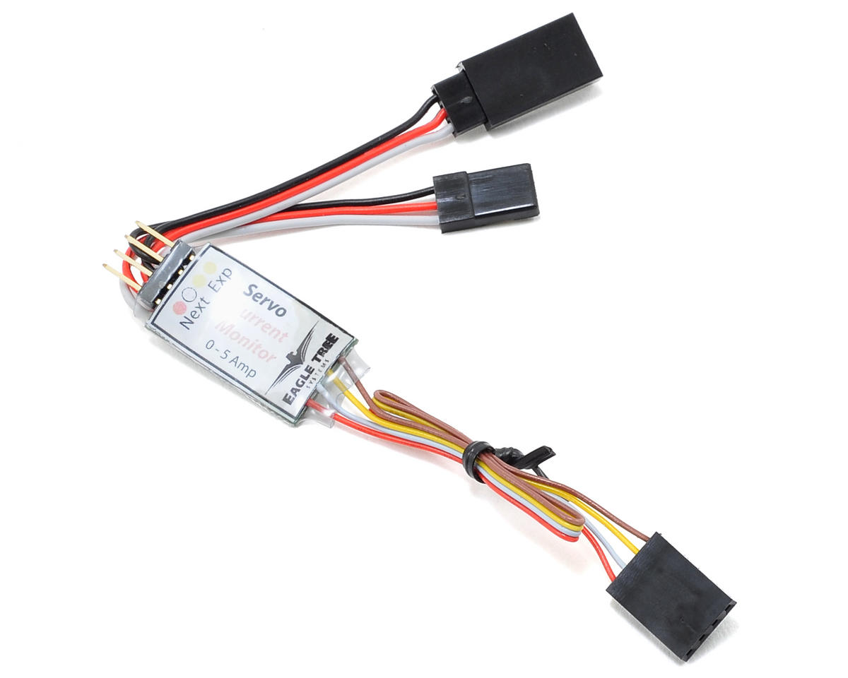 Eagle Tree Systems Servo Current Micro Sensor