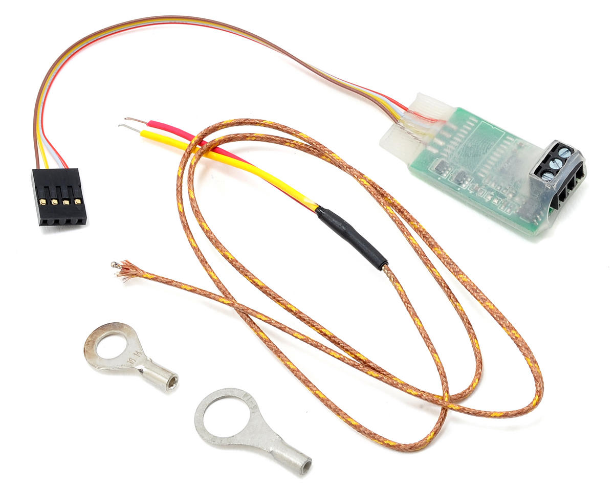 Eagle Tree Systems Thermocouple Expander w/Cylinder Head Temperature Probe
