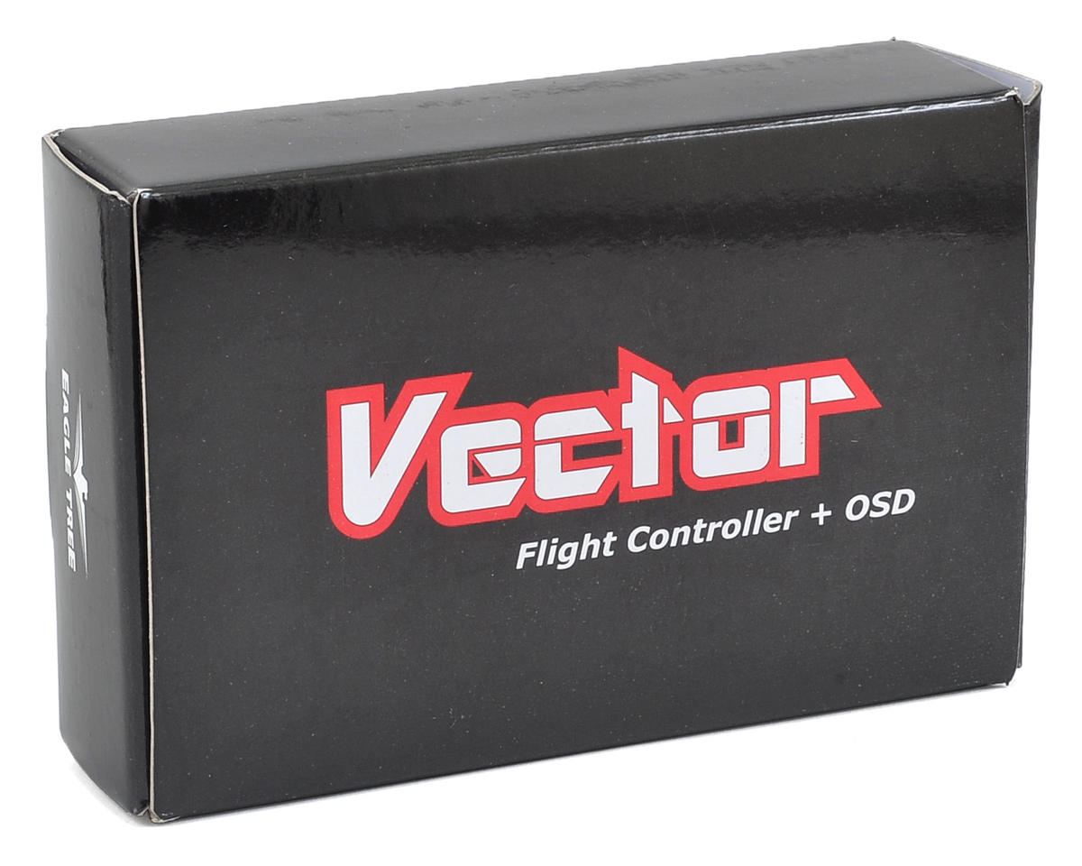Eagle Tree Systems Vector FPV Flight Controller + OSD (Wire Leads ...