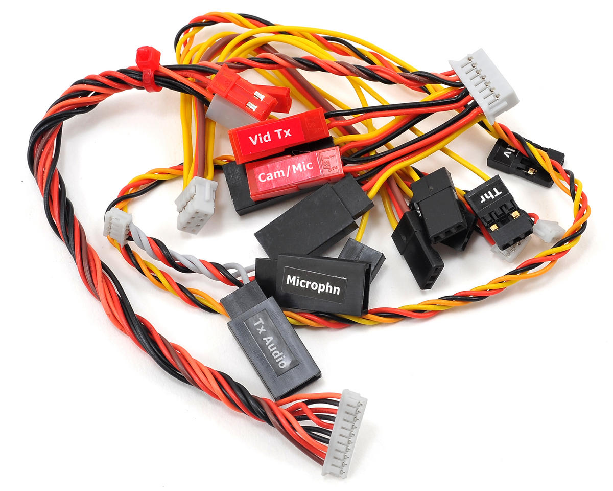 Eagle Tree Systems Vector FPV Flight Controller + OSD (XT60)