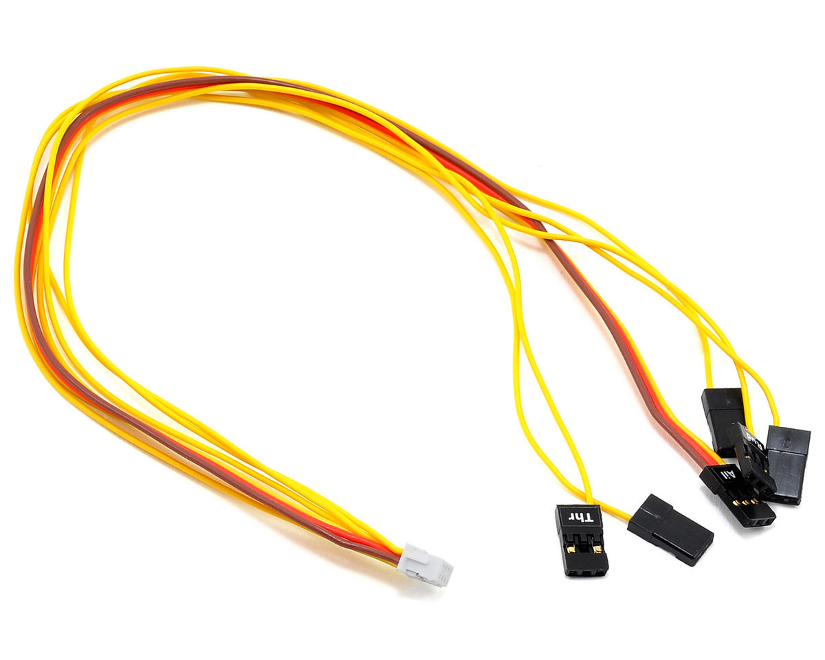 Vector 300mm Receiver Connection Harness by Eagle Tree Systems