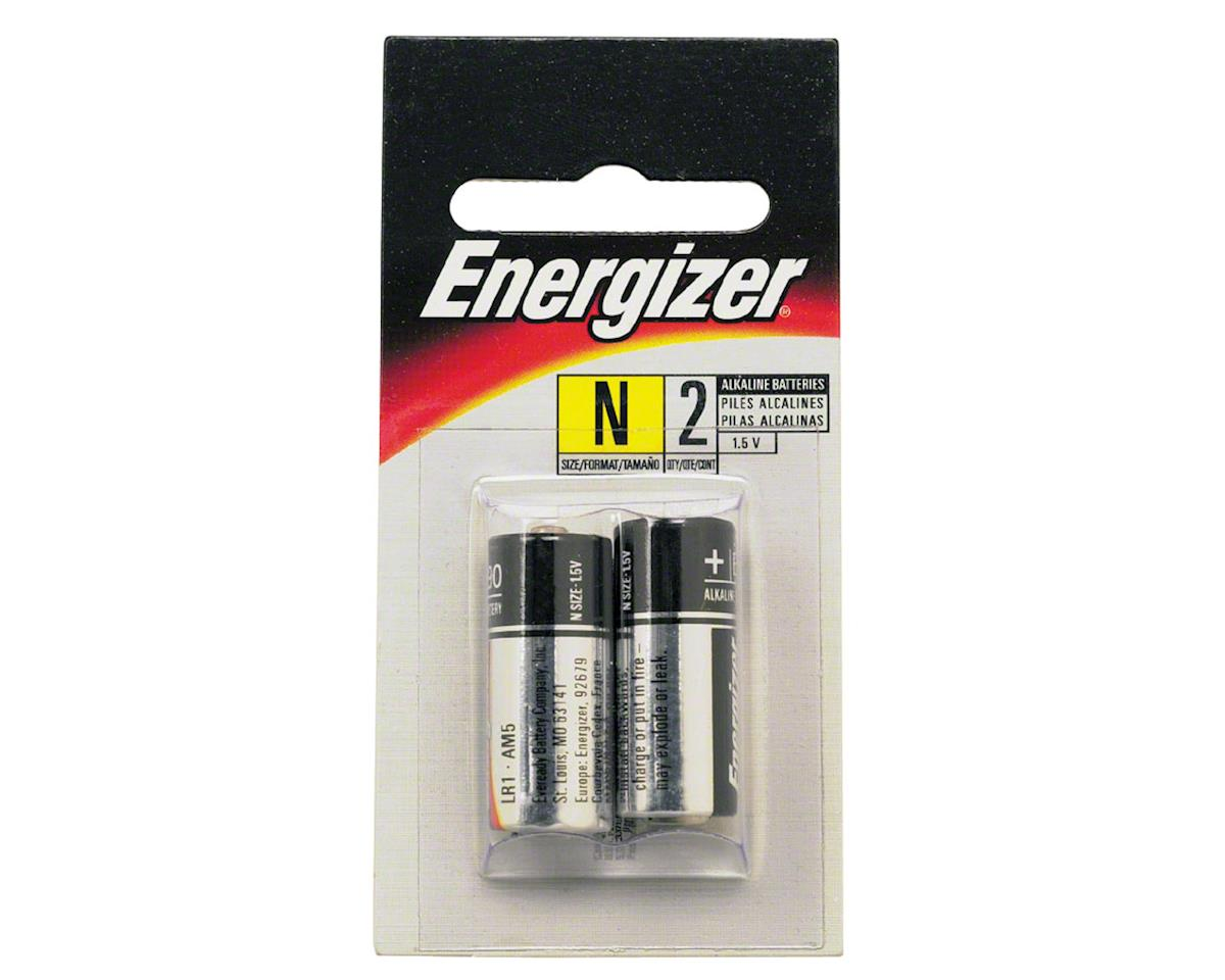 N 1.5V Alkaline Battery: 2-Pack