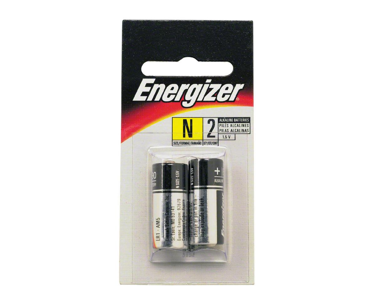 Energizer N 1.5V Alkaline Battery: 2-Pack