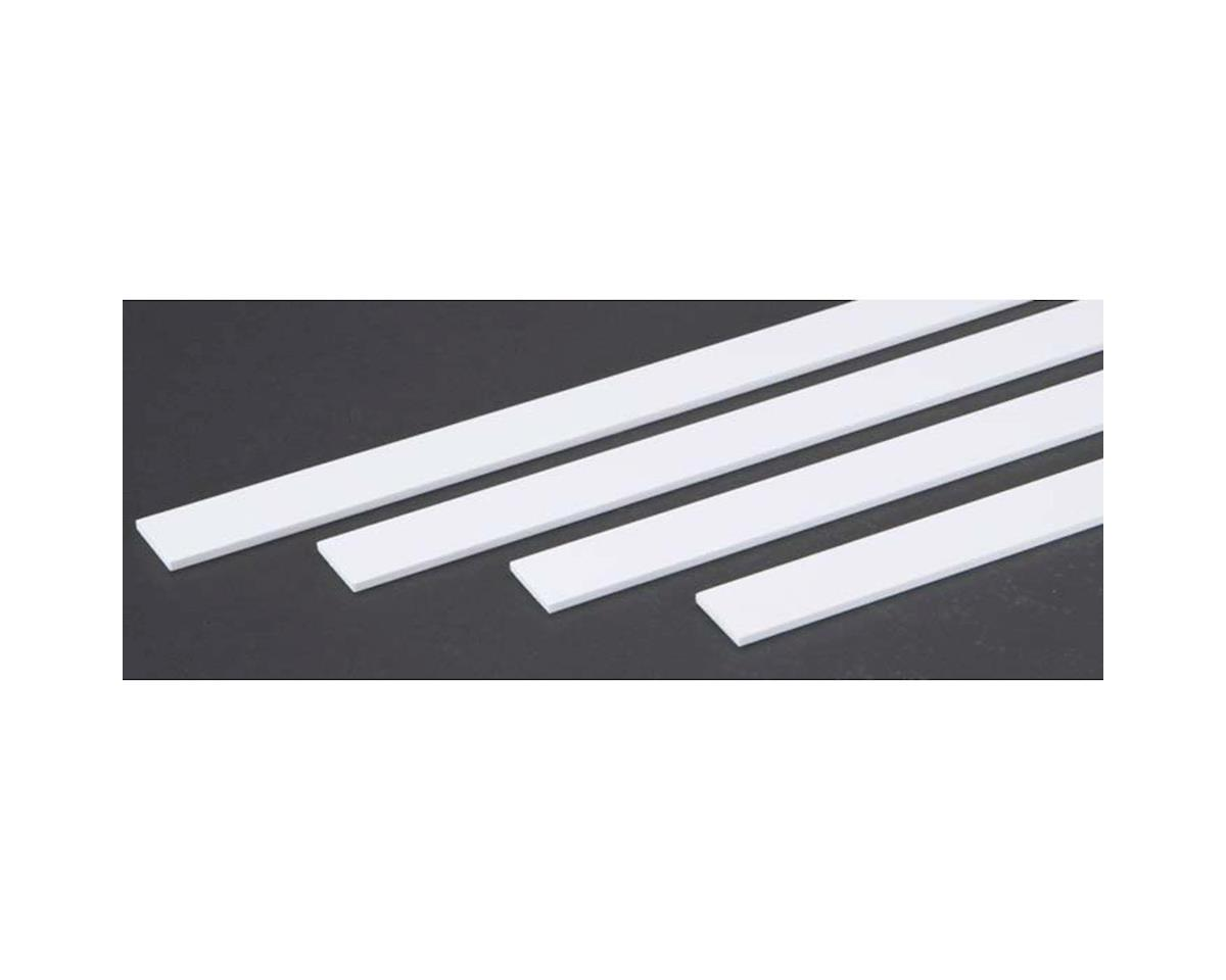 "24"" Strip Pack, .100x.750 (4) by Evergreen Scale Models"