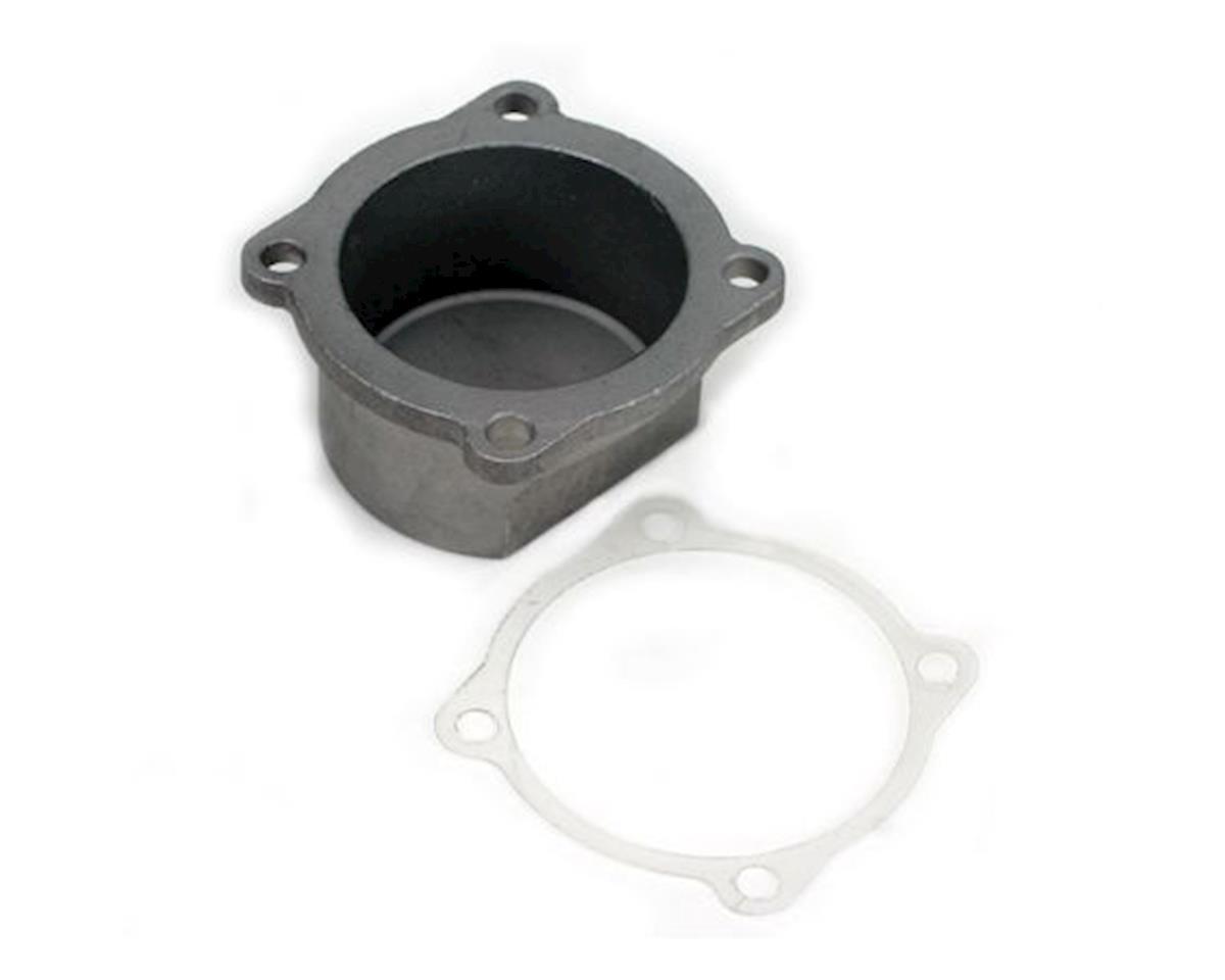 Evolution Rear Cover with Gasket: EVOE0360