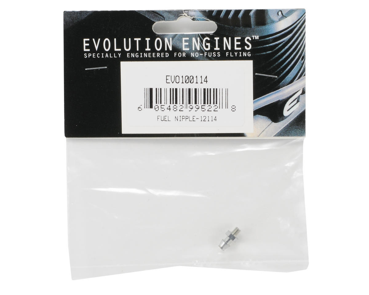 Evolution Fuel Nipple (12114:A)