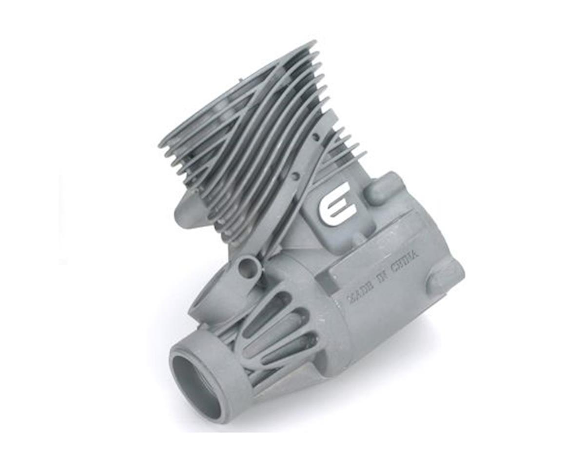 Evolution Crankcase with Index Pin (E100101): 100