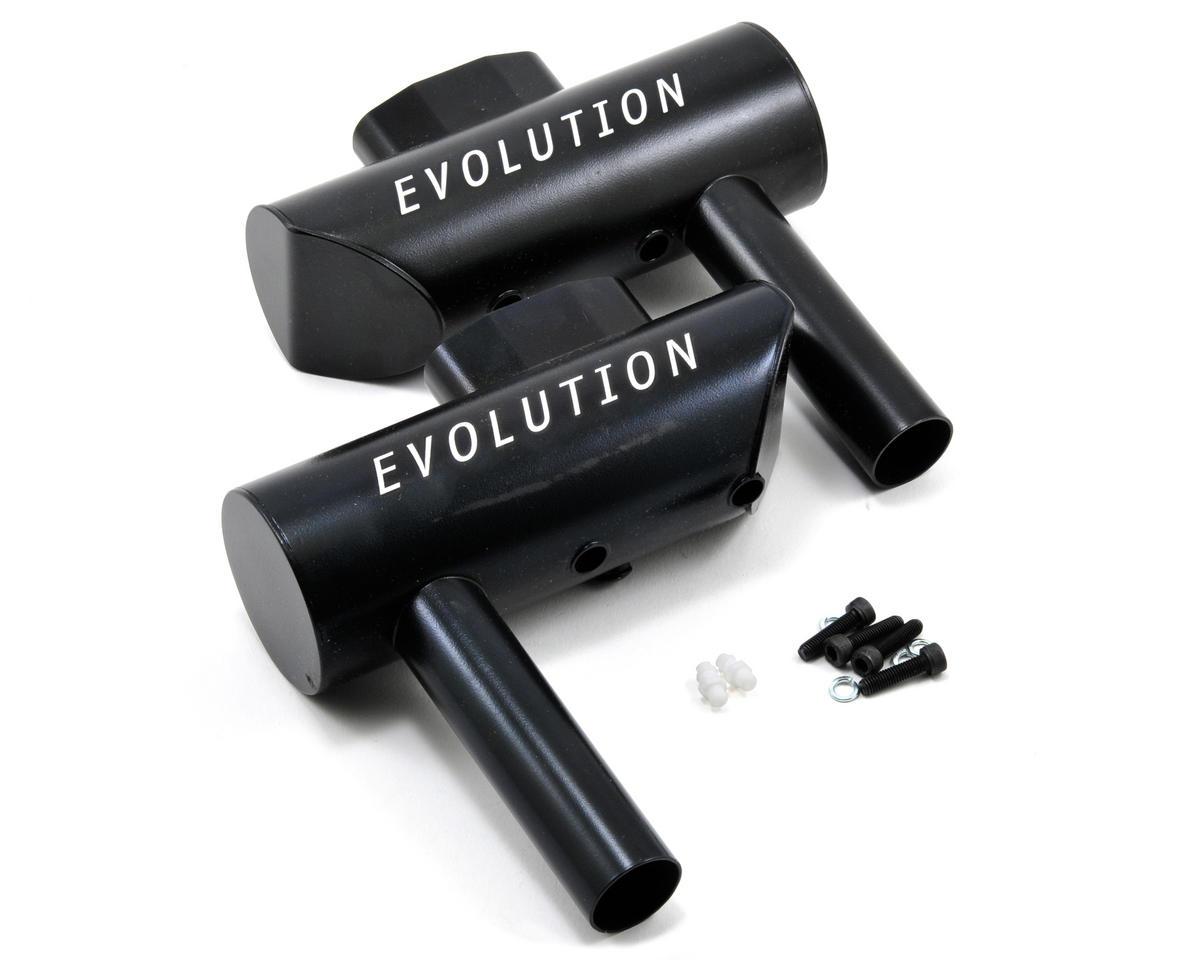 Evolution In Cowl Muffler w/Smoke Box (2) (152GX)