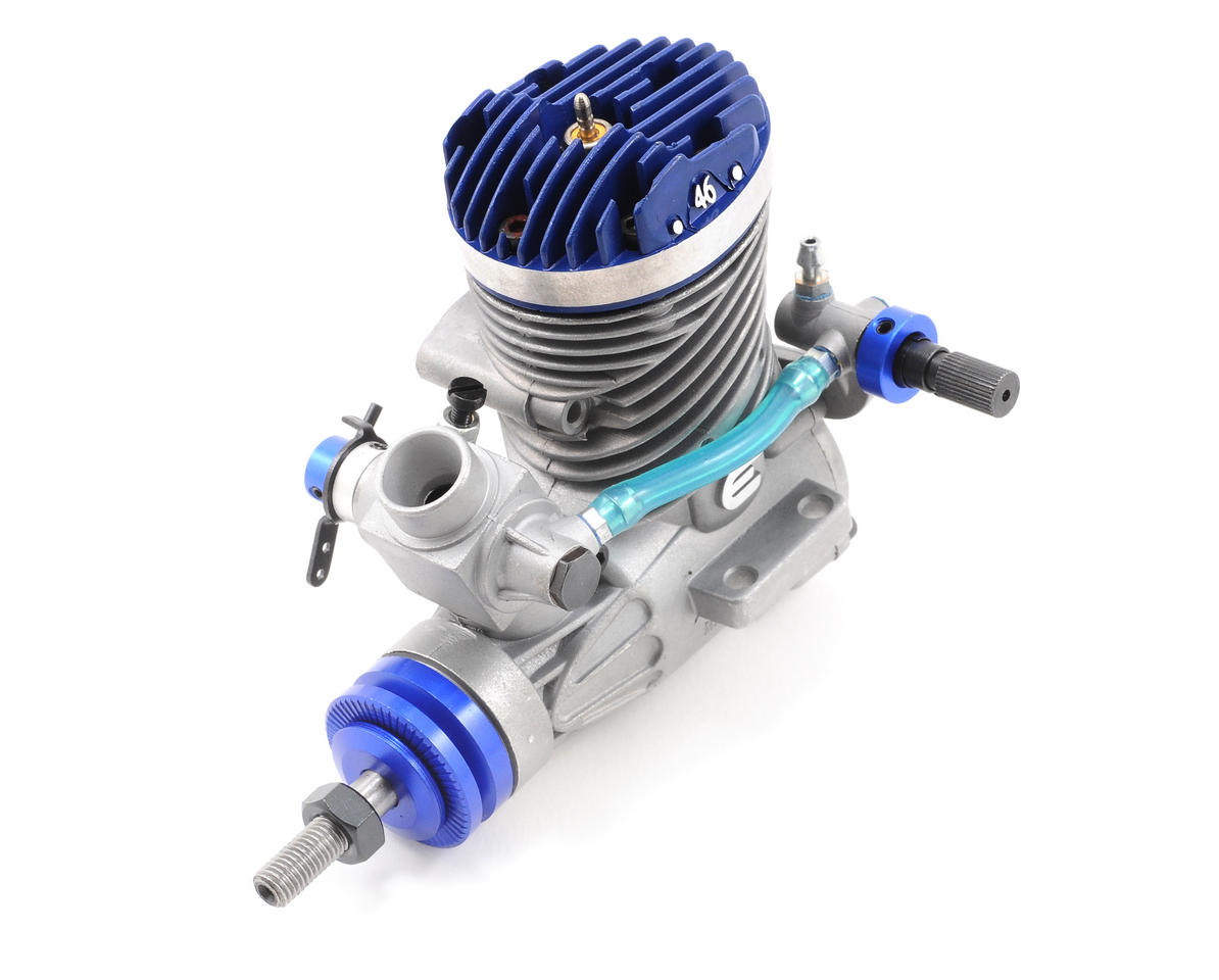 .46NX Glow Engine w/Muffler by Evolution