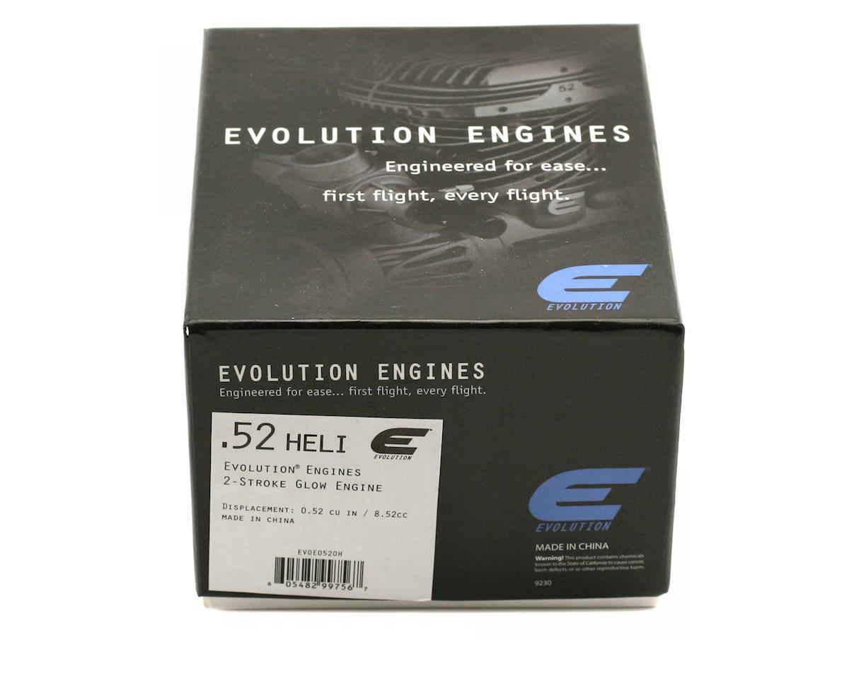 Evolution .52NX Helicopter Engine w/o Muffler