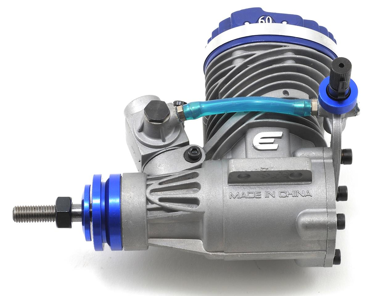 .60NX Glow Engine w/Muffler by Evolution