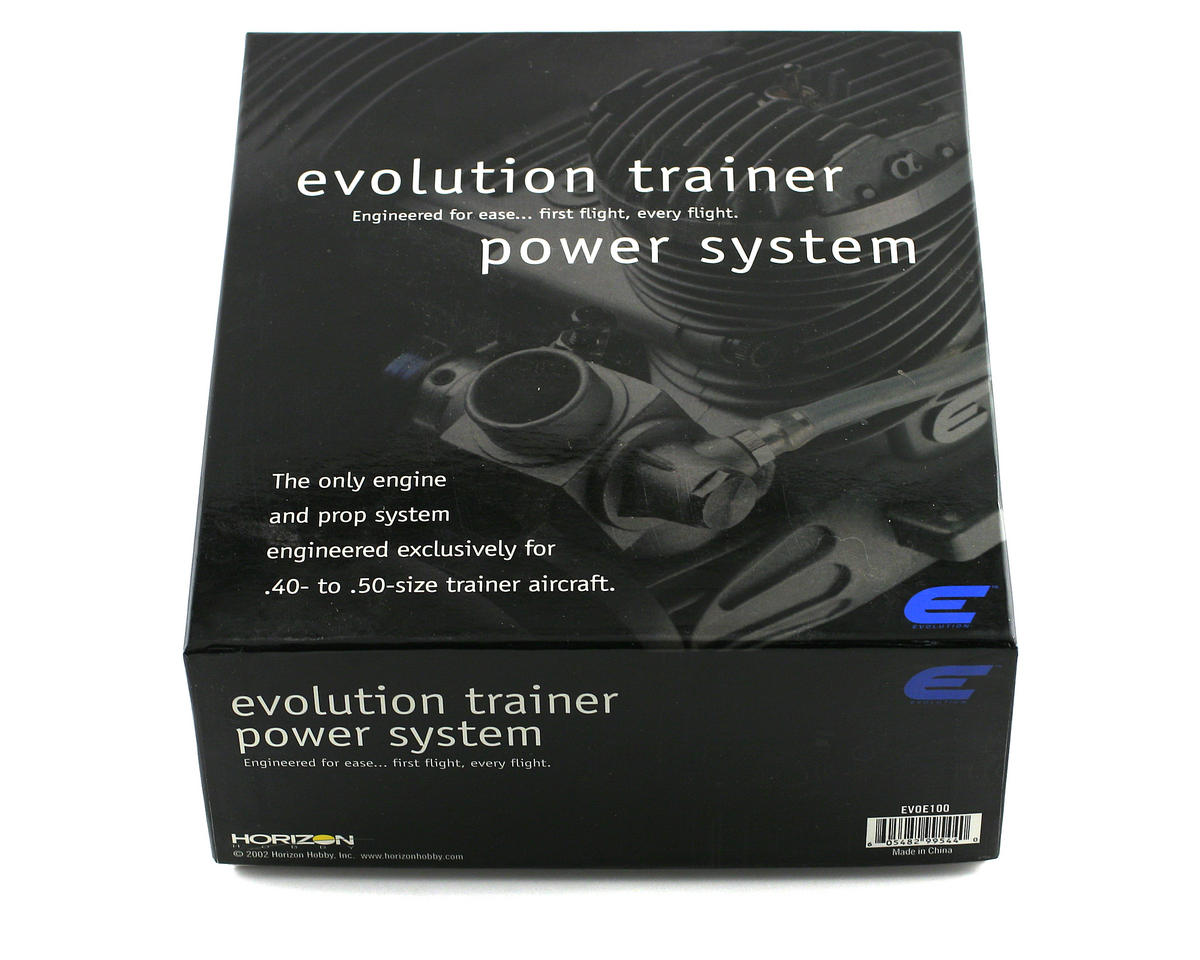 Trainer Power System: A by Evolution