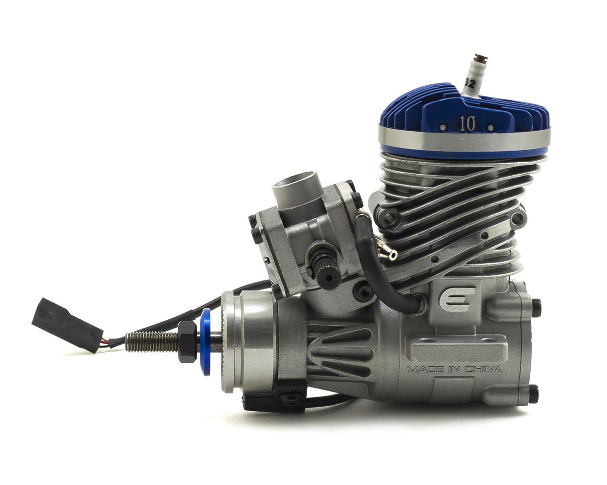 Evolution 10GX 10cc Gas Engine w/Pumped Carburetor