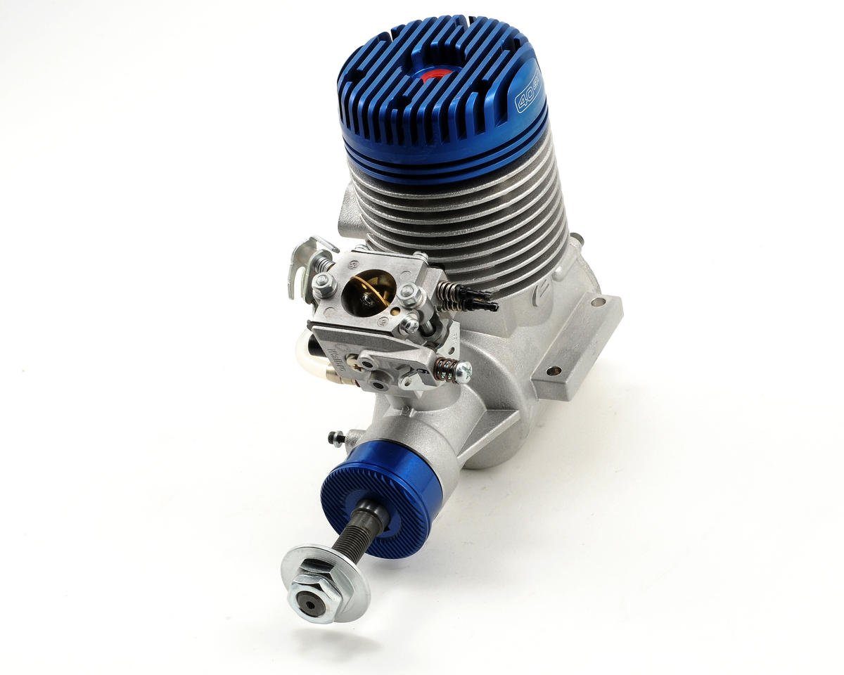 Evolution 40GX 40cc 2-Stroke Gas Engine (No Muffler)