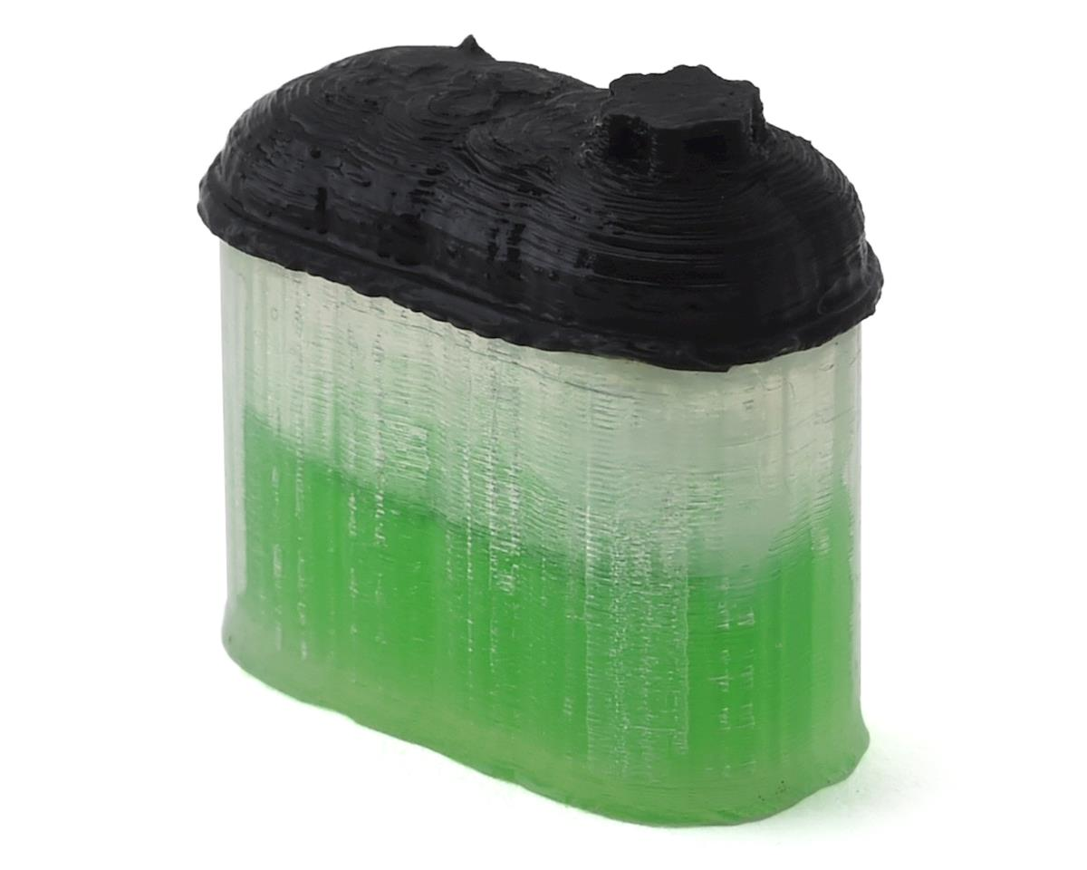 Exclusive RC Liquid Filled Anti-Freeze Overflow Reservoir (Green)