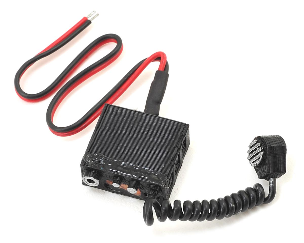 Exclusive RC Lit LED CB Radio