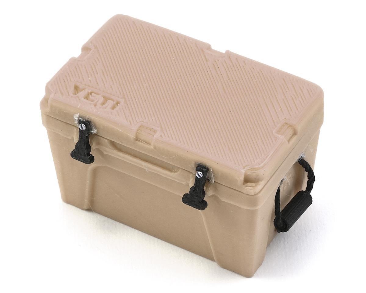 Exclusive RC Scale Yeti Cooler (Tan)