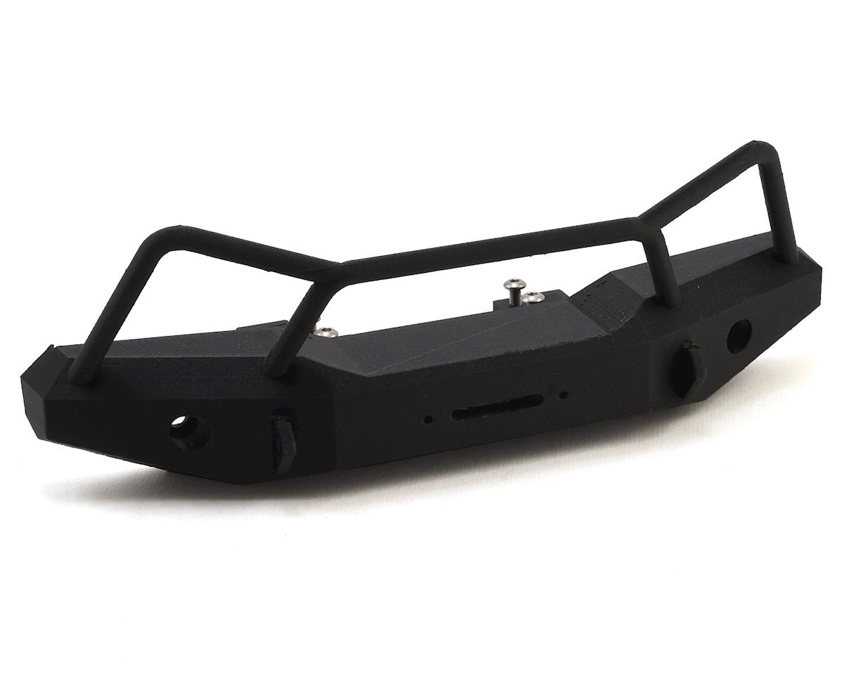 Exclusive RC HPI Venture Expedition Style Front Bumper (Carbon Nylon)