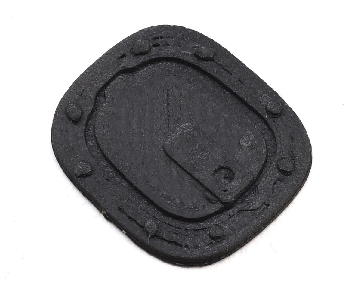 Exclusive RC HPI Venture Gas Lid Cover (Carbon Nylon)