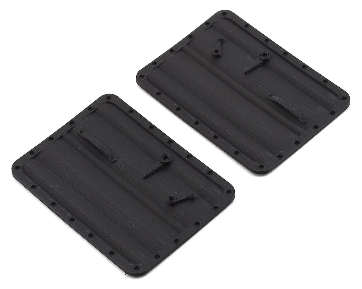 Exclusive RC Pro-Line Dodge Power Wagon Door Panels (Carbon Nylon)