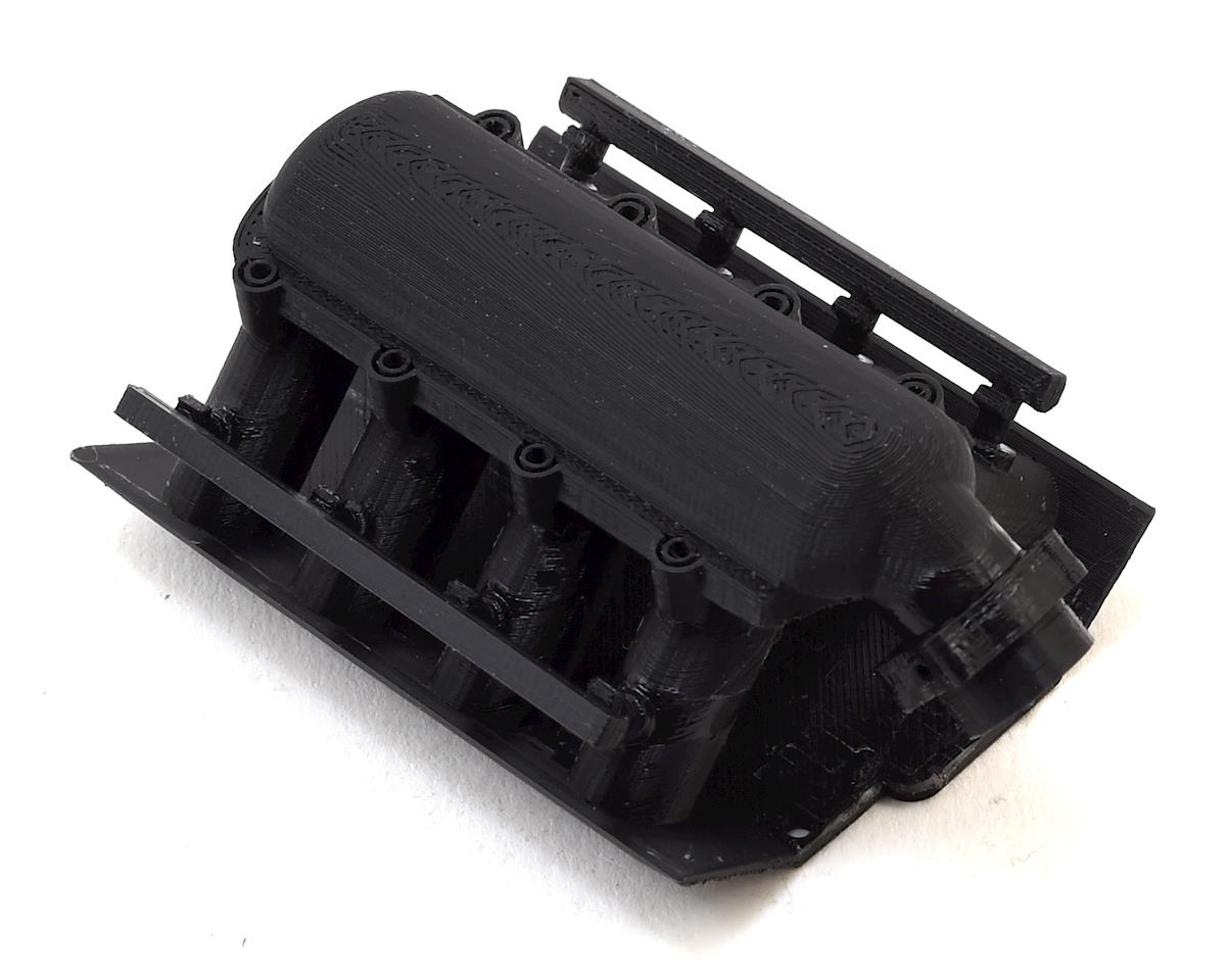 Exclusive RC RC4WD V8 Aww Intake Manifold (Fits RC4WD Heads)