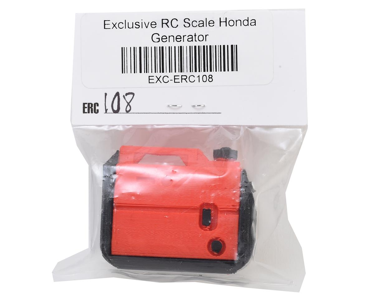Exclusive RC Scale Honda Generator