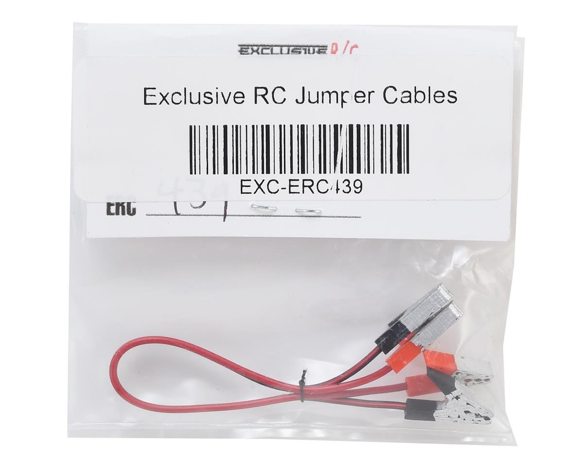 Exclusive RC Jumper Cables