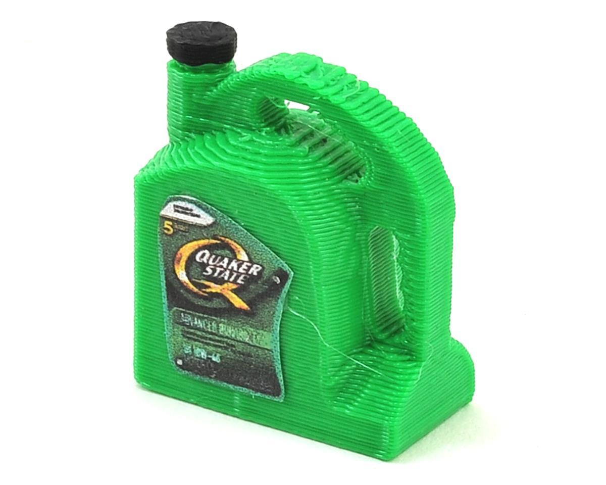 Exclusive RC 1 Gallon Oil Jug (Quaker State)